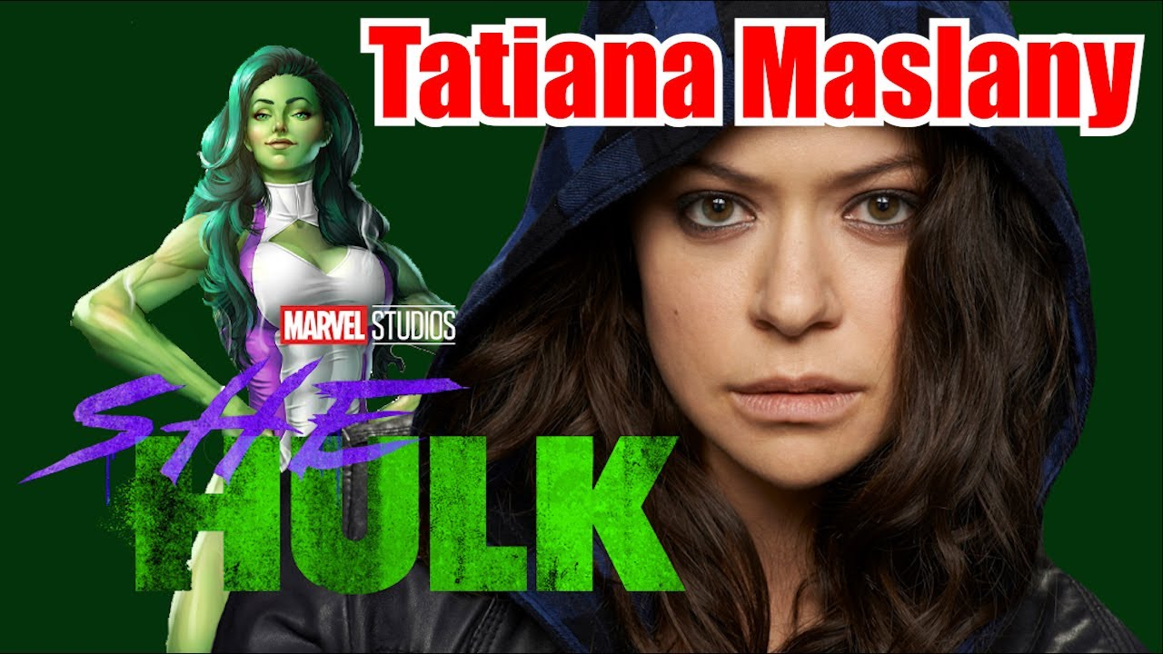Tatiana Maslany to Portray 'She-Hulk' in Disney+ Series