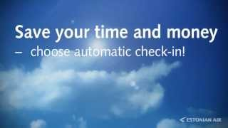 Automatic check-in - the easiest way to check in