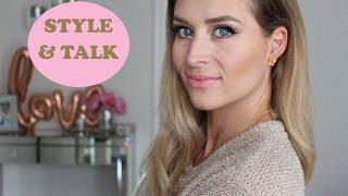 STYLE & TALK Milan übt aufs Töpchen gehen, eigene Sonnenbrillenkollektion, neues Badezimmer uvm