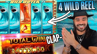 ROSHTEIN  crazy win on new casino slot - Top 5 Best Wins of week