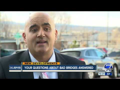 CDOT answers your questions about crumbling bridges