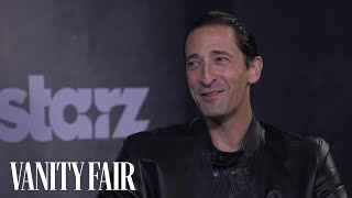 Adrien Brody Opens Up About That Halle Berry Oscar Kiss - Septembers of Shiraz - TIFF 2015