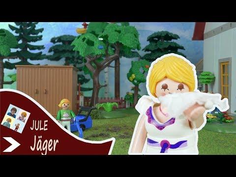 Playmobil Film Deutsch - Heuschnupfen? - Der Allergietest Beim Arzt - Kinderfilm Mit Jule Jäger