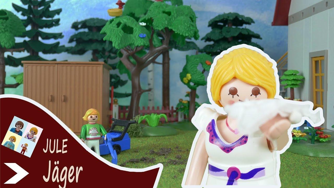 Playmobil Film Deutsch Heuschnupfen Der Allergietest Beim Arzt