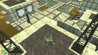 Танки-Онлайн Паркур(Бездна:3)