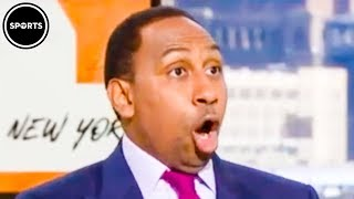Stephen A. Smith Takes The Money And SELLS OUT