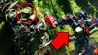 Transformers 2 Revenge of the Fallen Optimus Prime Forest Battle  - Fight Scene Breakdown