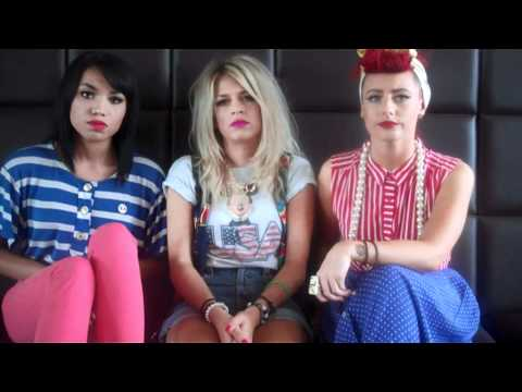 Belle Amie talk Cher Lloyd, Geneva Lane and the X Factor with Sugarscape