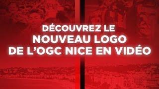 Présentation du nouveau logo de l'OGC Nice