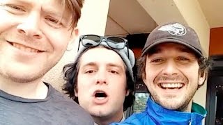 Shia LaBeouf HITCHHIKES Across America - #TakeMeAnywhere | What's Trending Now