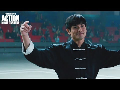 "BIRTH OF THE DRAGON | ""Limitation"" Clip for Bruce Lee biopic"