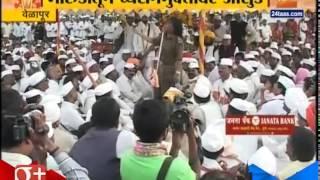 Velapur Anandwari Bharud In Wari 24th July 2015