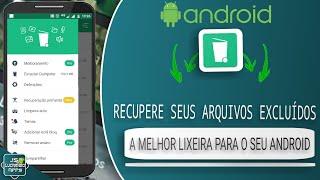 Como recuperar ARQUIVOS APAGADOS , nunca foi tão fácil !!🔝 || LIXEIRA DUMPSTER || JS LUCRANDO APPS screenshot 4