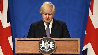 video: Boris Johnson urges use of Covid vaccine passports