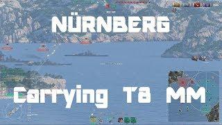 Buffed Nürnberg - Carrying T8 MM