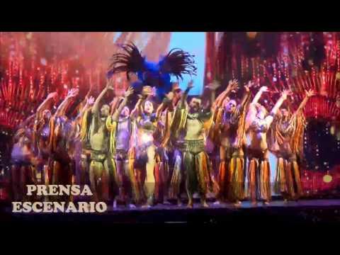 SUSANA GONZALEZ   MUSICAL 2   AVENTURERA  TEATRO  MEXICO