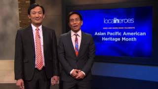 KQED 2014 Asian Pacific American Heritage Heroes: Royce C. Lin, M.D.