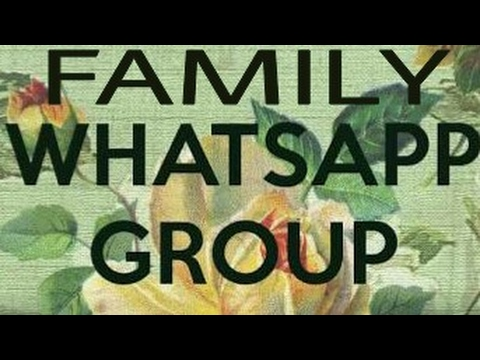 Family Whatsapp Groups