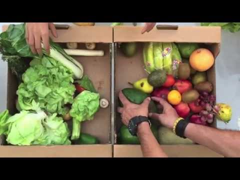 Organic Foods & Cafe - Fruits & Veg box delivery