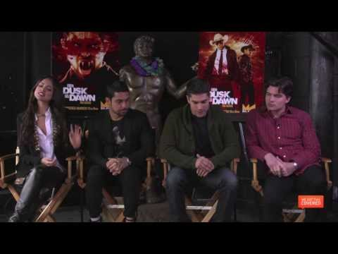 From Dusk Till Dawn: The Series Interview With Zane Holtz, D.J. Cotrona And More [HD]