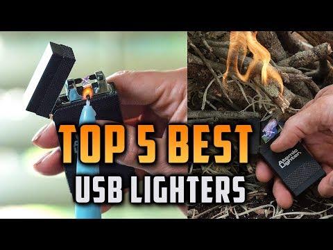Top 5 Best USB Lighters