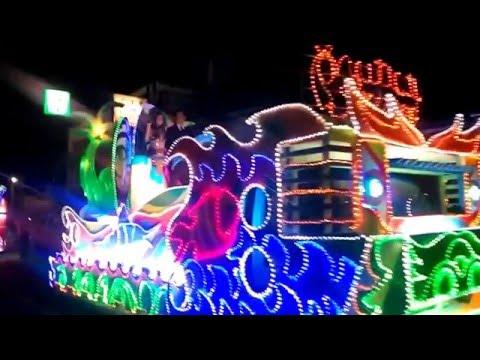 La Union electric parade