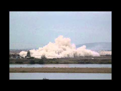 United States Department of Energy Hanford 300 Area Demolition