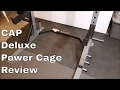 default - CAP Barbell Full Cage Power Rack