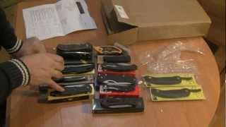 Конкуренти китайських ножів - розпакування №2 [Китай Ніж]