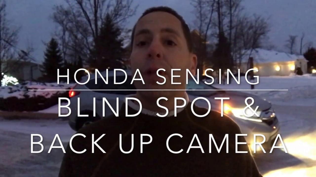 2017 honda cr v awd touring how does blind spot and back. Black Bedroom Furniture Sets. Home Design Ideas