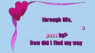 Perry Como - I Think Of You Karaoke