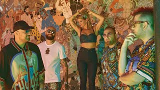 Boomdabash feat. Alessandra Amoroso - KARAOKE  (Official Video)