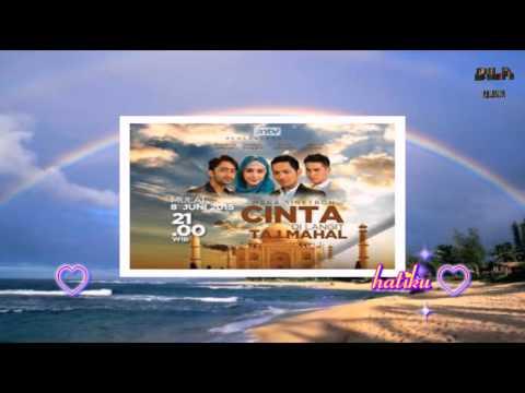 Evan Sanders Ft  Pia ___  Cinta Di Langit Taj Mahal (lirik)