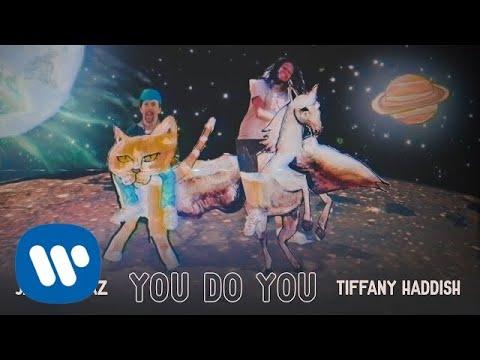 Смотреть клип Jason Mraz Ft. Tiffany Haddish - You Do You