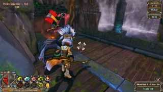Repeat youtube video Dungeon Defenders - Akatiti Jungle - NMHC