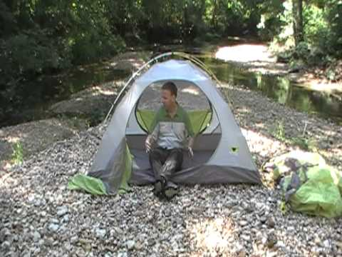 Mountainsmith Morrison Tent & Mountainsmith Morrison Tent - YouTube