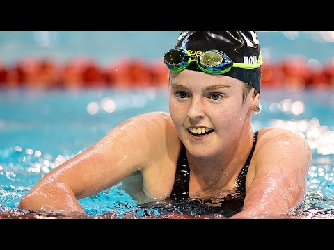 New Zealand Swimmers with a Disability