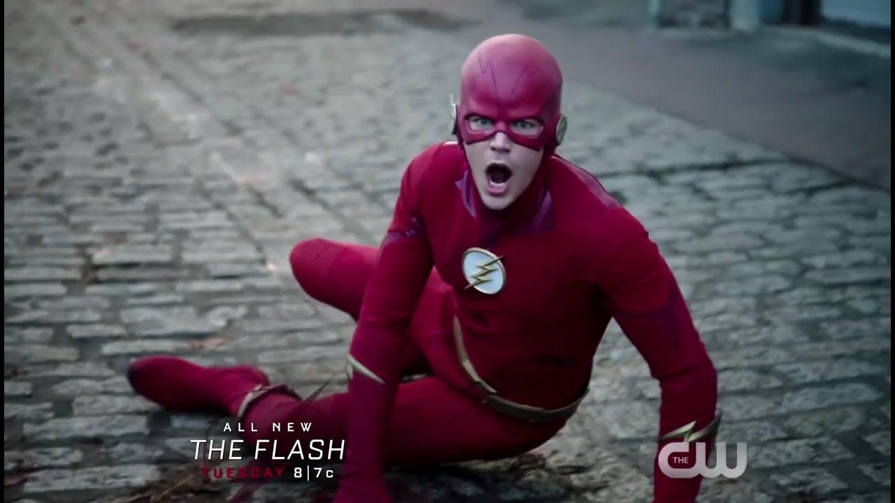 The Flash   Season 5 Episode 11   ''Seeing Red'' Trailer