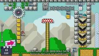Mario Maker Ep 9: One-Screen Puzzle #2