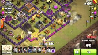 Clash of Clans: For the Draw :)