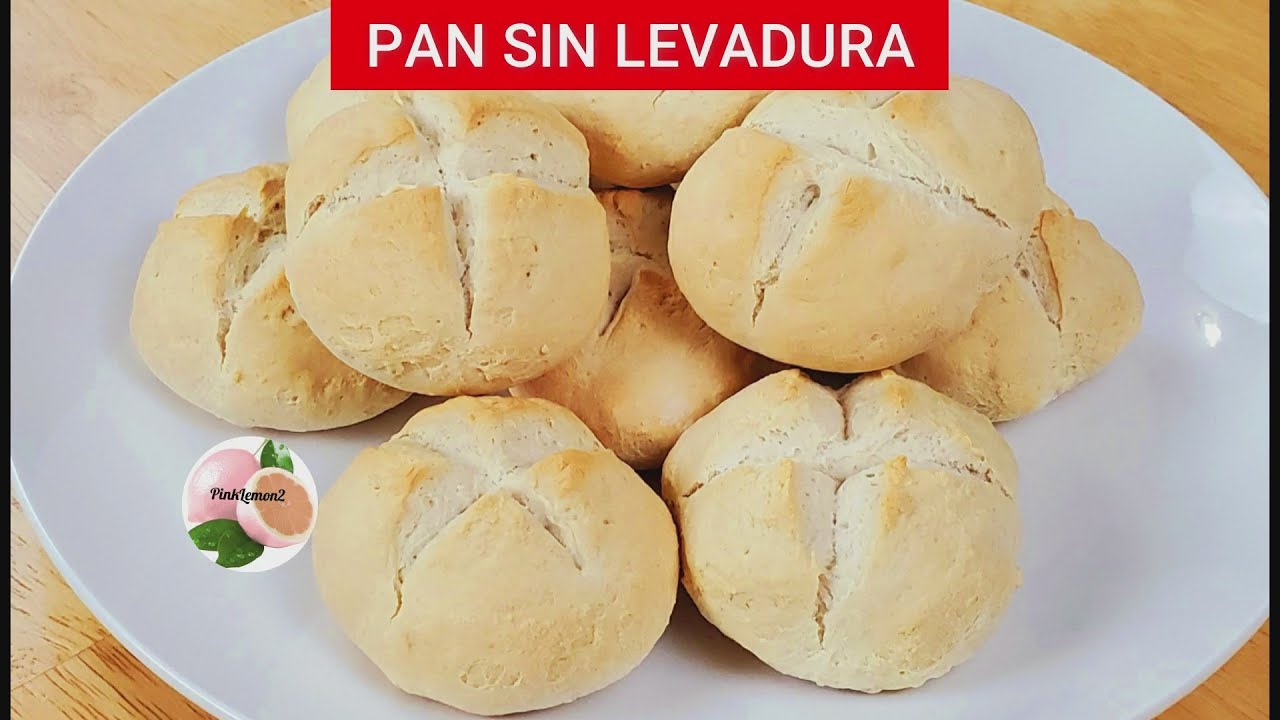 Pan Sin Levadura Con 2 Ingredientes Receta Facil Youtube