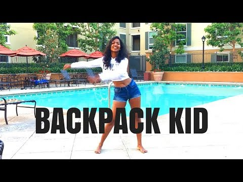 How to do  Backpack Kid Dance | Hip Hop Tutorial