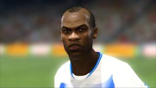 2010 FIFA World Cup South Africa - Game Update Kits Chile, Honduras, North Korea, Peru and Players.-