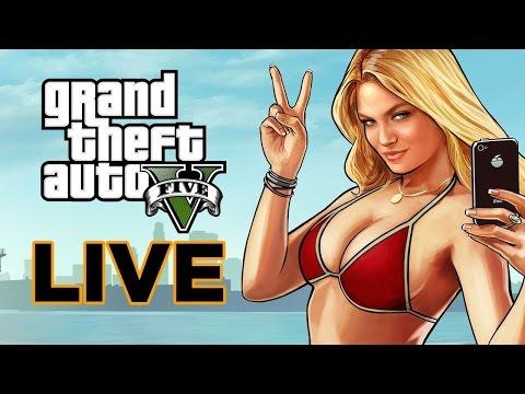 LIVE DE GTA V E NUDES