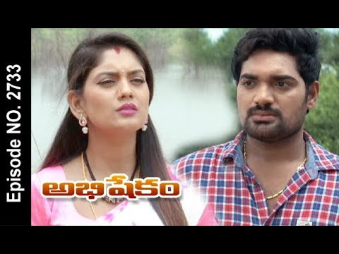 Abhishekam | 20th October 2017 | Full Episode No 2733 | ETV Telugu