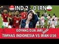 INDONESIA VS IRAN U16 - PARODY GOYANG DUA JARI   AFC CHAMPIONSHIP 2018 HIGHLIGHT