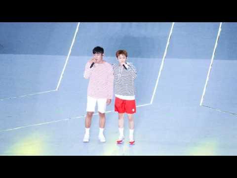 170708 NCT 마크 & 박재정 - Lemonade Love 직캠 _  SMTOWN LIVE Concert