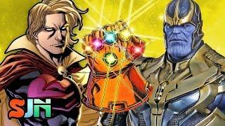 Adam Warlock NOT in Infinity War -- or IS he?