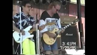Cub Koda - Live at Wadena Rock Fest 1995