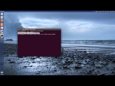 Install VMware Player in Ubuntu 14.04
